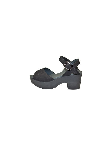 Shoe Biz Copenhagen, sandalia tacón S5226_ black