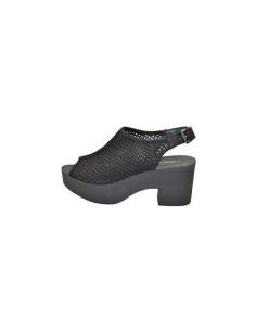 Shoe Biz Copenhagen, sandalia tacón S5227_ black