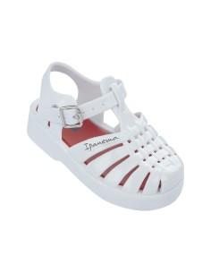 IPANEMA ARANHA BABY 81350, para niños, en rojo y blanco