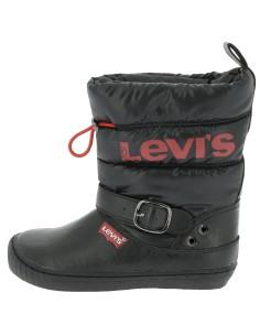 SENTINEL bota de levi's para las niñas, en color negro
