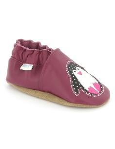 zapatos ROBEEZ PATTY POPPER, perfectos para los recién nacidos, bebés, pre-caminante y niños pequeños.