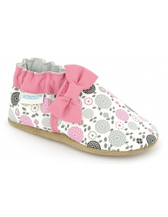zapatos ROBEEZ AVERIE, perfectos para los recién nacidos, bebés, pre-caminante y niños pequeños.