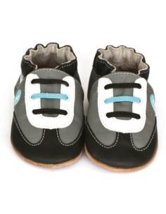 zapatos ROBEEZ ALL STAR, perfectos para los recién nacidos, bebés, pre-caminante y niños pequeños.