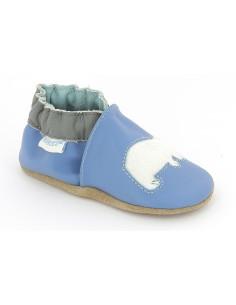 zapatos ROBEEZ ICE BUDS, perfectos para los recién nacidos, bebés, pre-caminante y niños pequeños.