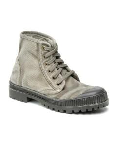 natural world BOTA 2814, zapato con proceso producción ecológico, certificado made in green,
