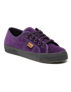 natural world BASKET VELVET 2923, zapato con proceso producción ecológico, certificado made in green,
