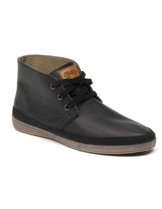 natural world modelo Safari leather 701 , zapato con proceso producción ecológico, certificado made in green,