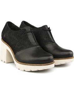 CAMPER zapato tacon ANOUK 22043, negro,verde,marrón
