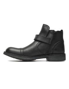 Kickers botín BANJO 152784, negro, marrón