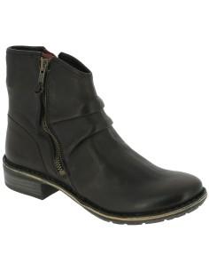 KICKERS bota GROOVE SOFT -negro, marrón