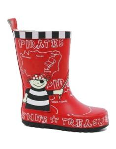 Botas de Agua PIRATE de la marca Be Only, para los niñ@s, por 23,90 €