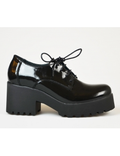 zapato tacón SHOE BIZ B-5493 -negro,