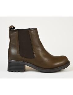 SHOE BIZ bota 0100 -negro, marron