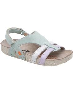 ARTKIDS sandalia modelo I PLAY A428 para las niñas, en rosa,beige