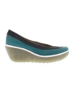 YOKO, zapato mujer de cuña FLY LONDON