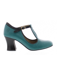 LAZA, zapato tacón FLY LONDON
