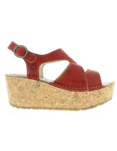 CHAY ,zapato mujer de cuña FLY LONDON