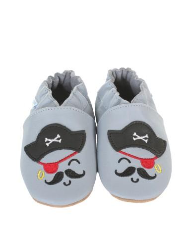 PIRATE PETE, zapatos ROBEEZ  perfectos para los bebés