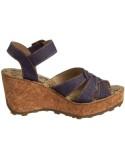GAIA, zapato mujer de plataforma  FLY LONDON