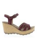 GORT 645, zapato mujer de plataforma  FLY LONDON