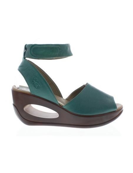 HERT 633, zapato mujer de plataforma  FLY LONDON