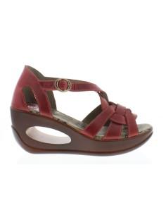 HAUTT 627, zapato mujer de plataforma  FLY LONDON