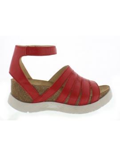 WAKE 671, zapato mujer de plataforma  FLY LONDON