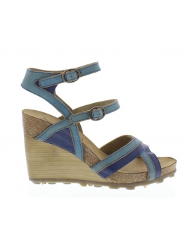 Fly London AUBE 618, zapato mujer de plataforma  FLY LONDON