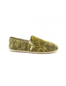 Paez Original Raw Slip On, alpargata para hombre