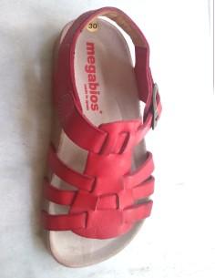 sandalias Megabios abiertas modelo 110