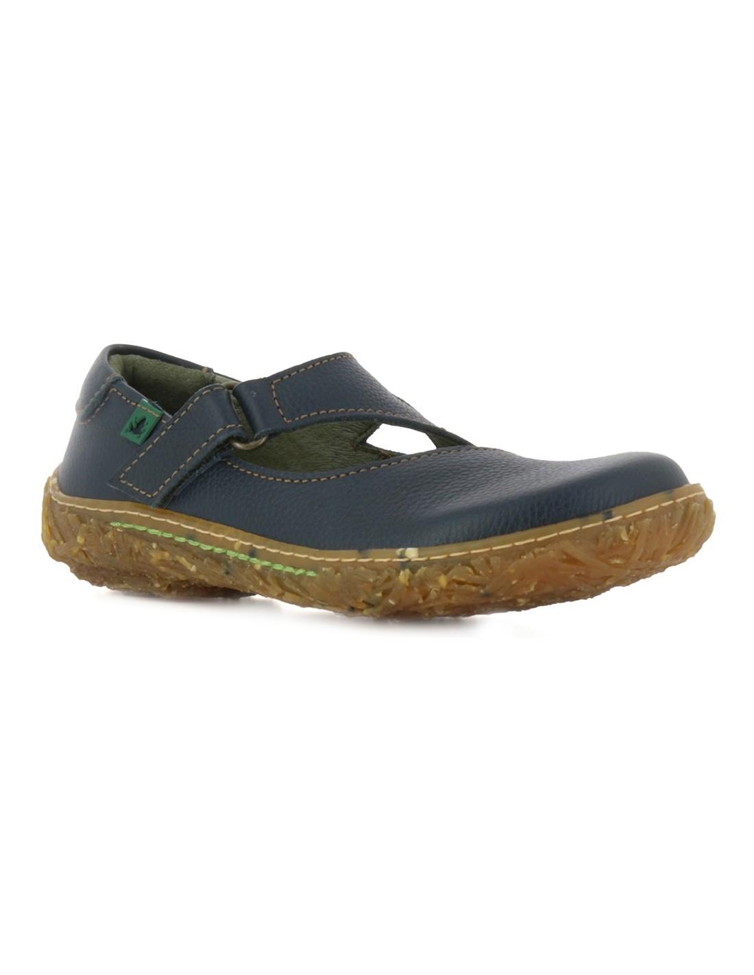 56c72d8a El Naturalista zapato NIDO E751- lila,marrón. Loading zoom