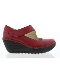 Fly London YASI682,zapato mujer de cuña FLY LONDON