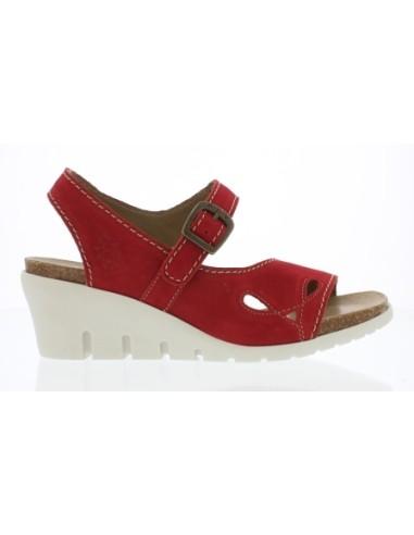 IEXI, zapato mujer de cuña FLY LONDON