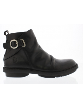 Bota baja Mel  - Fly London - black,camel,red