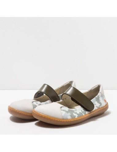 A711 PADDLE ART KIDS sandalia para las niñas