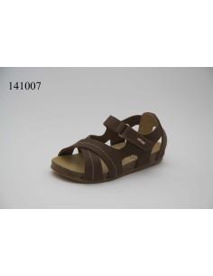 sandalias cirqus mod 141007, elaboradas en piel de fabricación española, ideales para nuestros niños en tallas desde 20 a 30