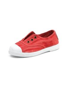 natural world ZAPATO INGLÉS ELÁSTICO  zapato con proceso producción ecológico, certificado made in green,